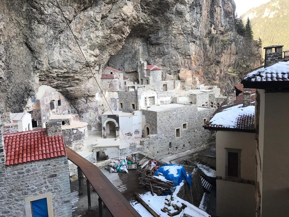 Sümela Manastırı ve Ayasofya Camii açılıyor - 9