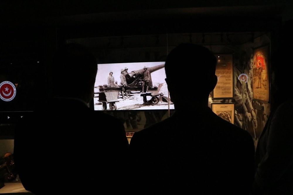 Çanakkale ruhu mobil müze ile Türkiye'ye yolculuğuna başladı - 3