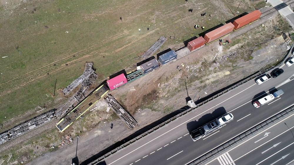 Adana'da enkaz kaldırıldı, tren seferleri yeniden başladı - 3