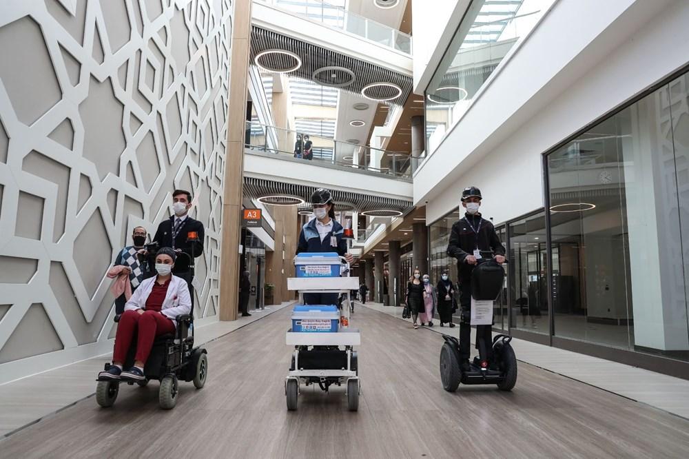 Hastanelerin aşı iş birliği: Ziyan olmasın diye 'insan transferi' yapılıyor - 19
