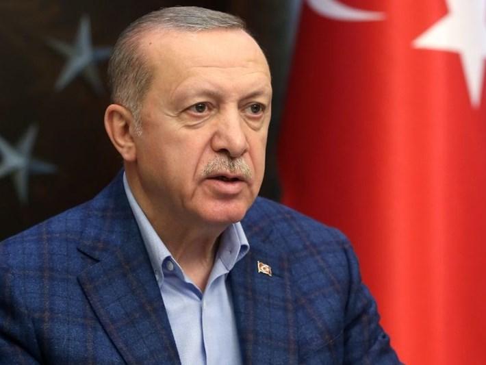 Cumhurbaşkanı Erdoğan'dan ABD'li Müslümanlar için Ramazan Bayramı mesajı