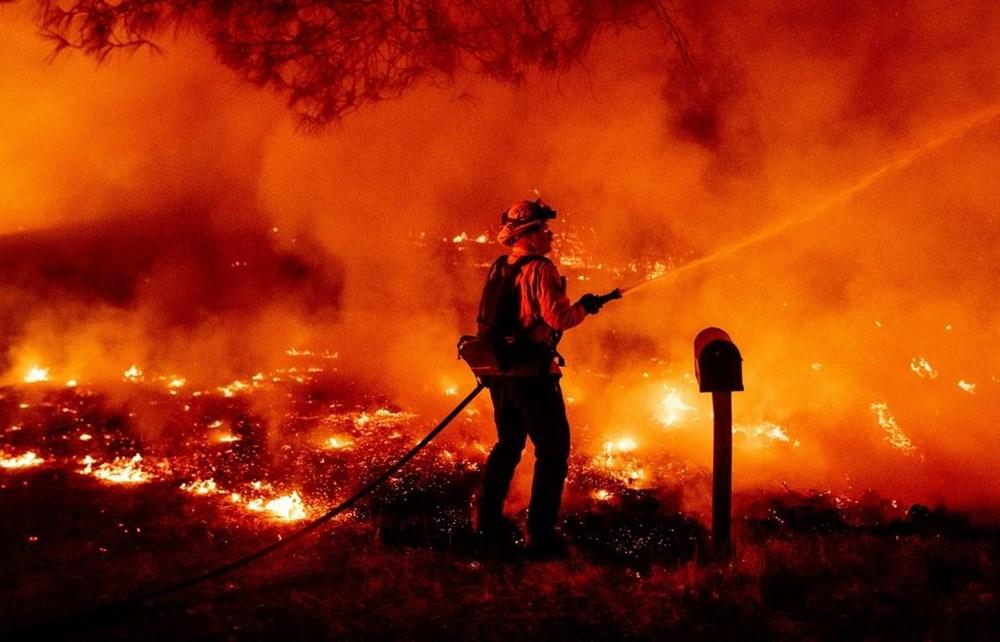 ABD'nin batısındaki orman yangınlarında ölü sayısı 15'e yükseldi - 8