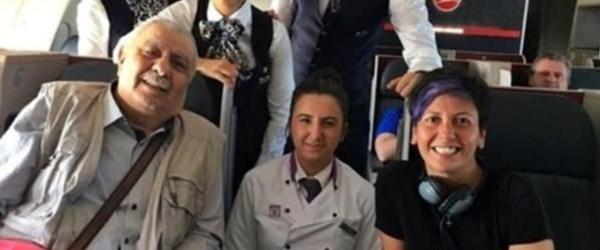 Arif Sağ kanser tedavisi için gittiği Küba'dan döndü