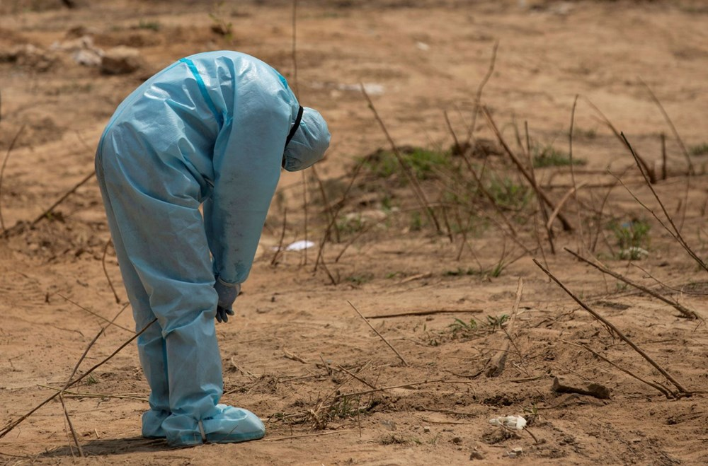 Bilim insanları hesapladı: Hindistan'da Covid-19 nedeniyle ölenlerin gerçek sayısı 4,7 milyon - 3
