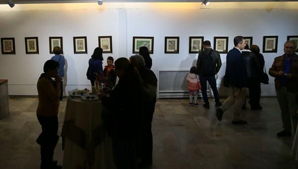 Matrakçı Nasuh'un izinde: Menazilname sergisi açıldı