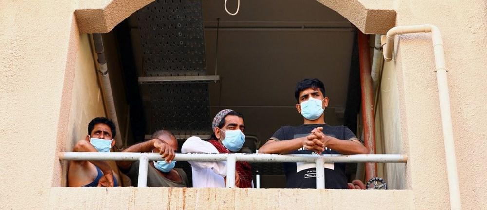Dubai'de binlerce  işçi kaderine terk edildi: Açlıktan ölüyorum - 9