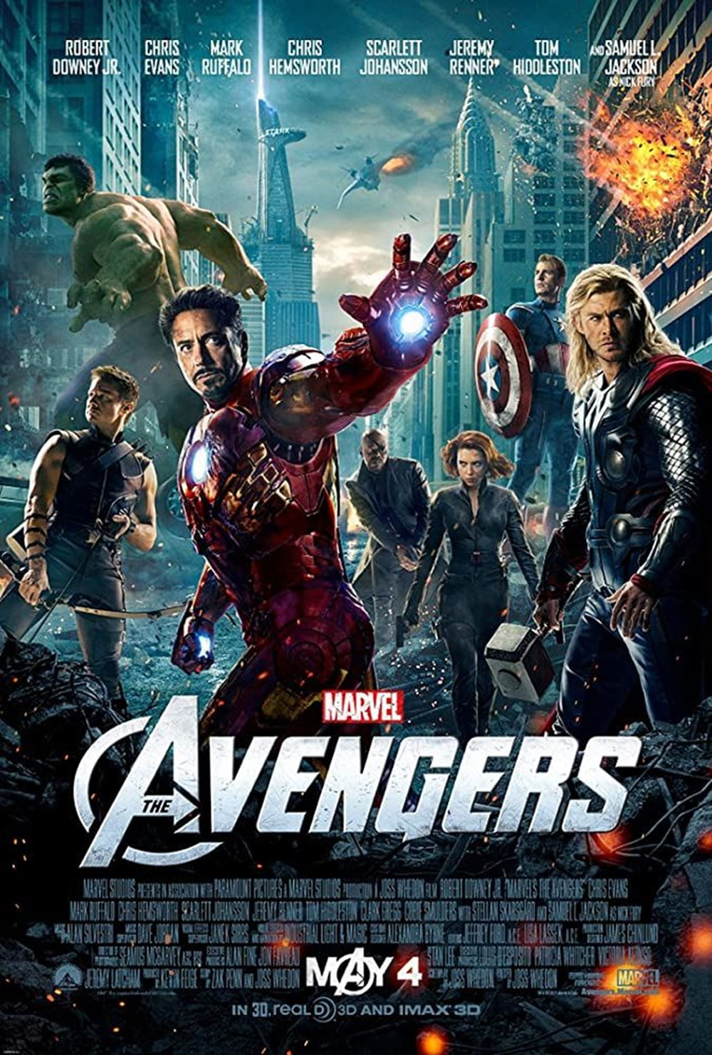 En iyi Marvel filmleri - 64