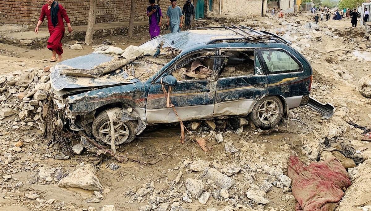 Afganistan'da selden ölenlerin sayısı 122'ye yükseldi