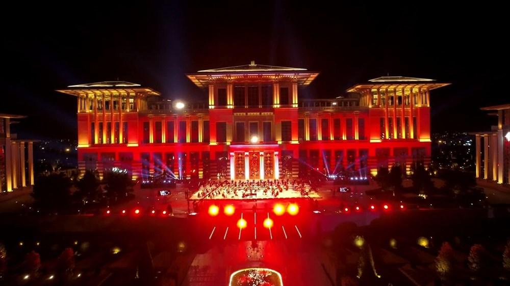 Cumhurbaşkanlığı Külliyesi'nde 15 Temmuz'a özel konser - 7