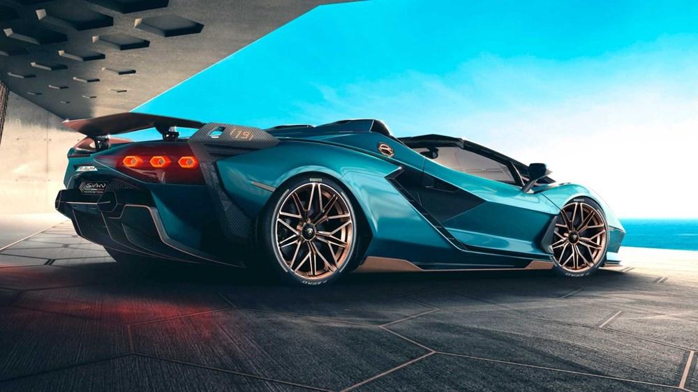 Lamborghini Sion Roadster tanıtıldı (Sadece 19 adet üretilecek) - 6