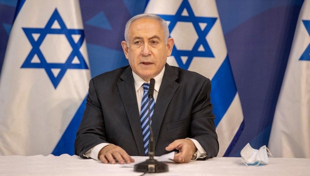 Netanyahu'dan corona virüs açıklaması