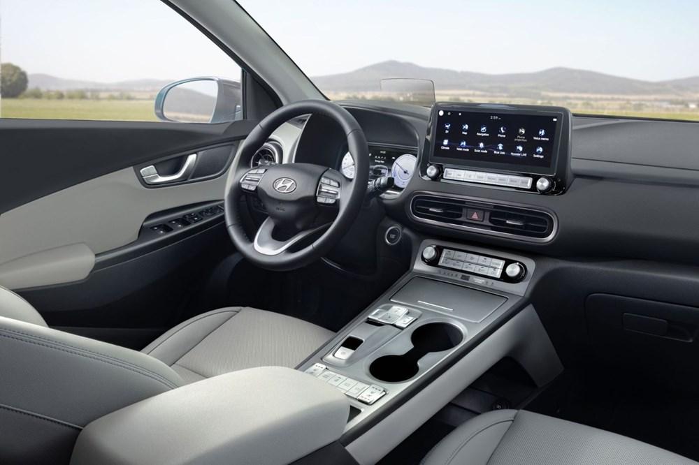 Elektrikli Hyundai KONA Türkiye'de satışa çıktı - 6