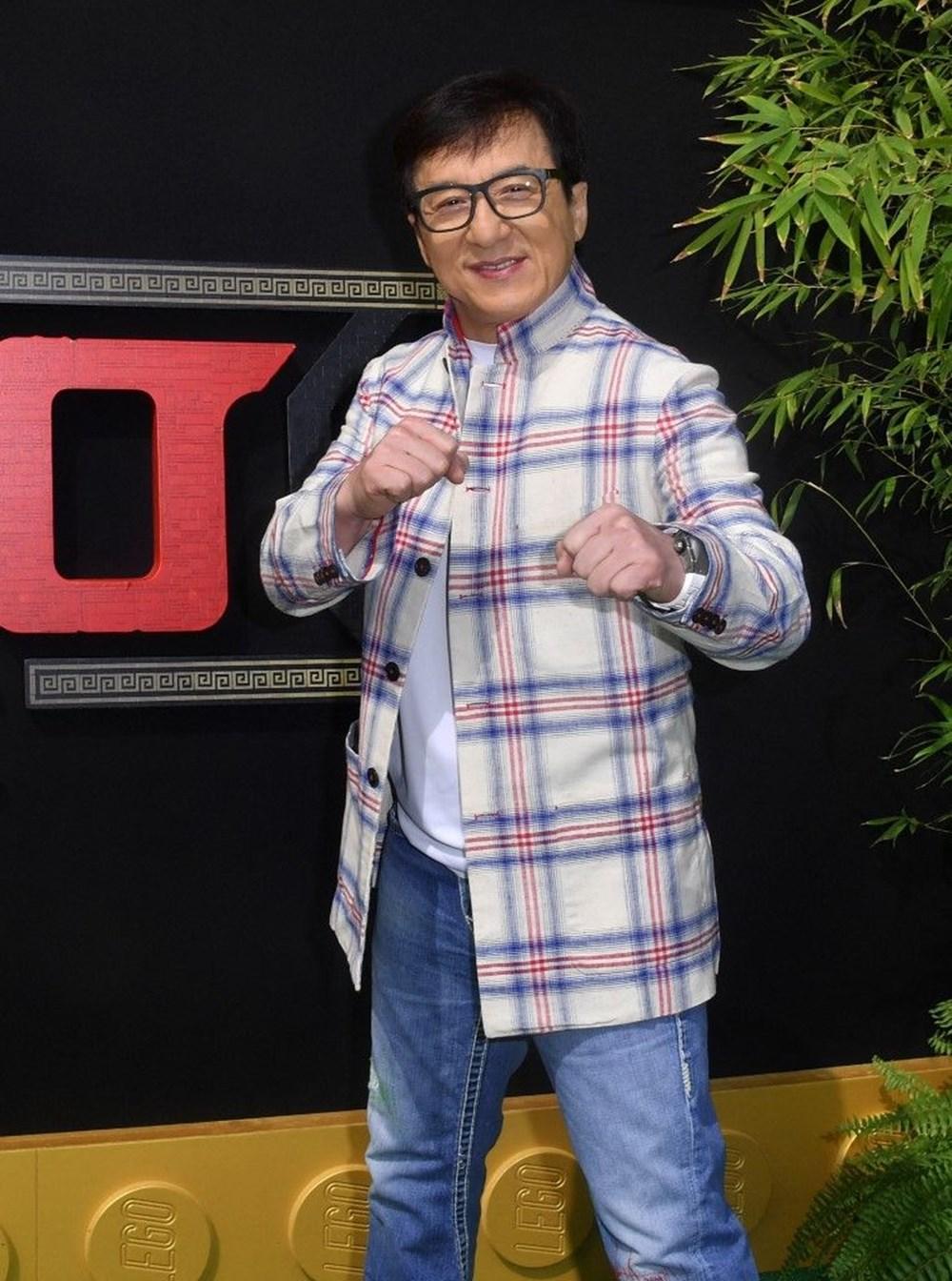 Jackie Chan: Çin Komünist Partisi üyesi olmak istiyorum - 3