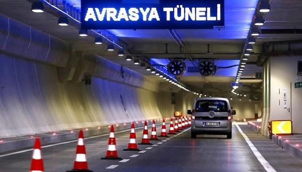 """""""Avrasya Tüneli'nde 68 bin rakamını seneye geçeriz"""""""