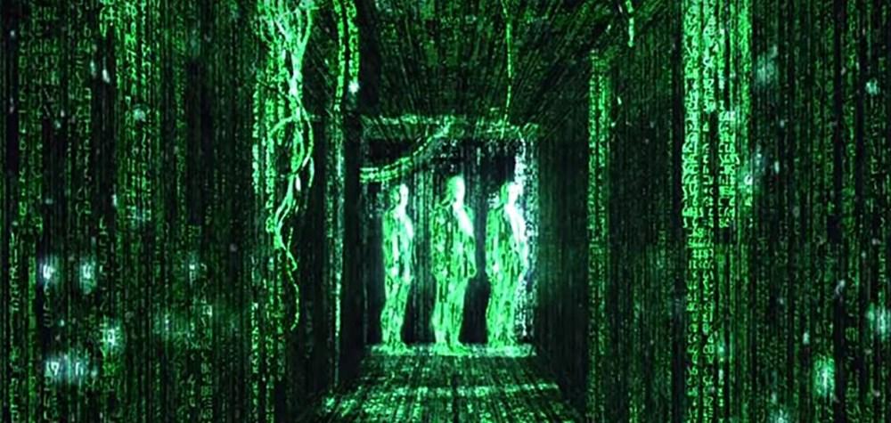 Matrix yapımcıları 'yeşil kod' için ortaya atılan iddiayı doğruladı - 3