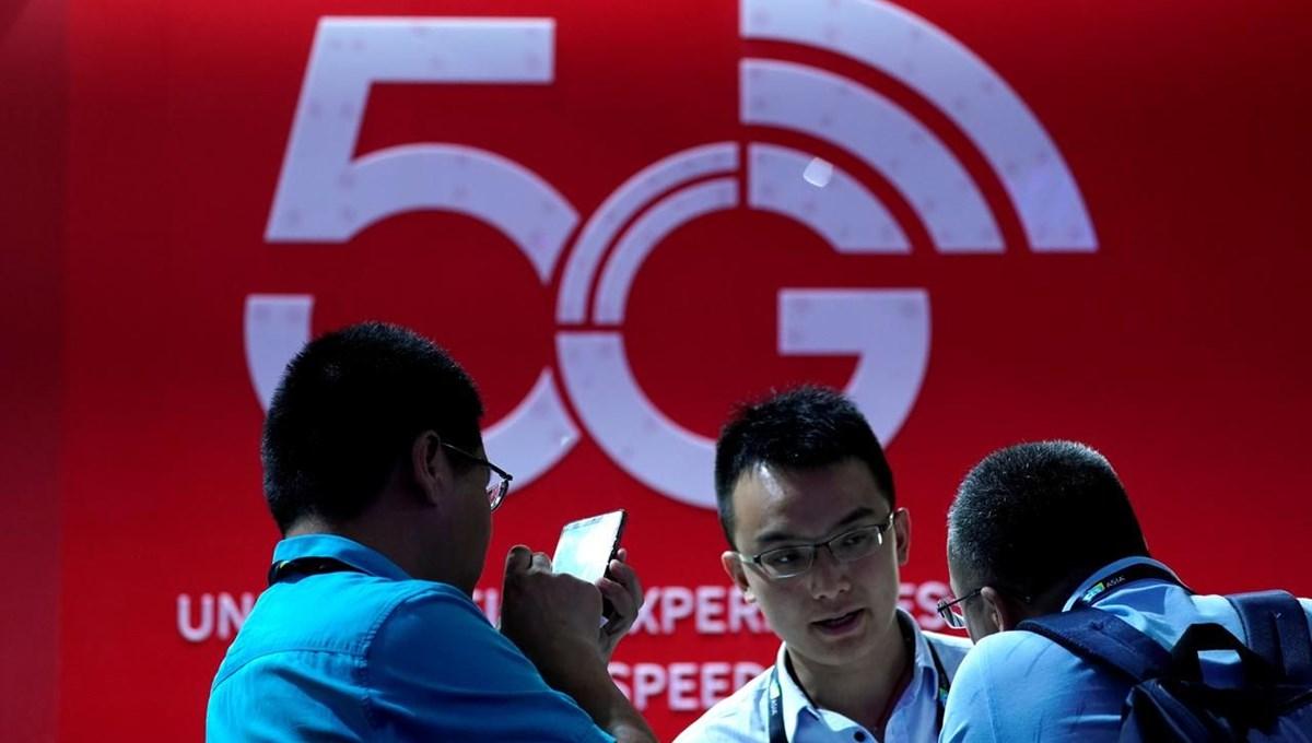 Çin'de 5G'ye tam geçiş için çalışmalar sürüyor