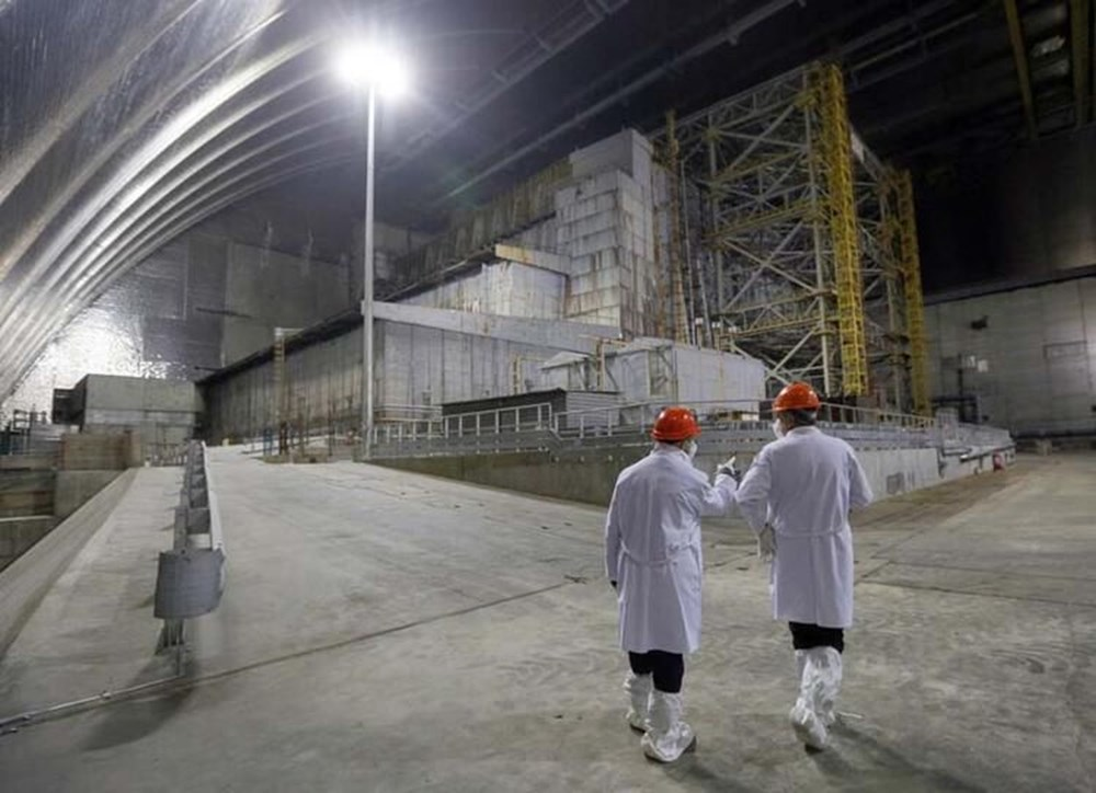 Great danger in Chernobyl: Nuclear reactions have resumed - 11