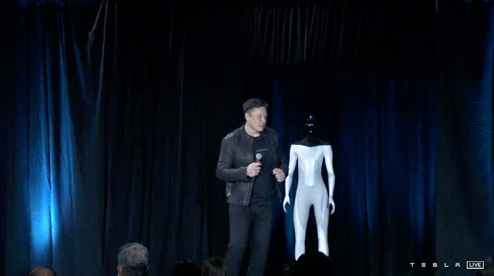 Tesla'dan insansı robot - 7