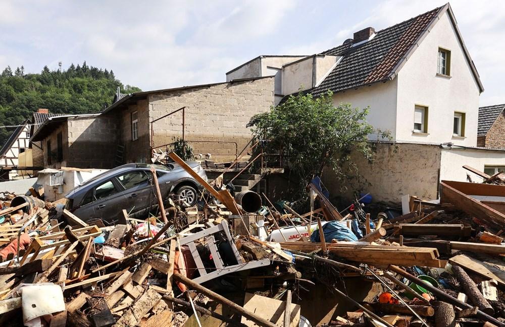 Almanya'da sel felaketinde ölü sayısı 156'ya yükseldi - 12