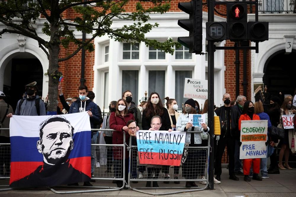 Rusya'da Navalny protestoları: Bin 700'den fazla kişi gözaltına alındı - 4