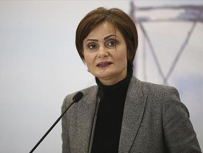 İstinaf mahkemesi, Canan Kaftancıoğlu'na verilen hapis cezasını uygun buldu