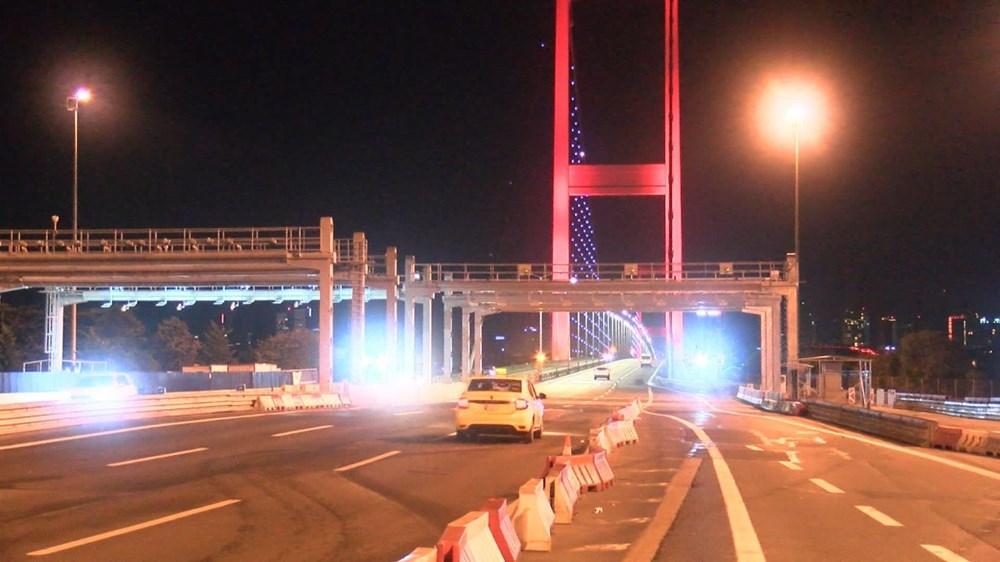 İstanbul'da sokağa çıkma kısıtlamasının ardından hayat normale döndü - 7