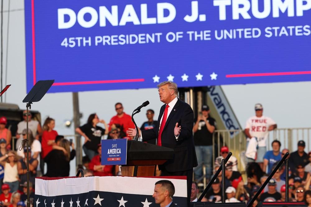 Donald Trump meydanlara döndü: Amerika'yı geri alacağız ve bunu yakında yapacağız - 4