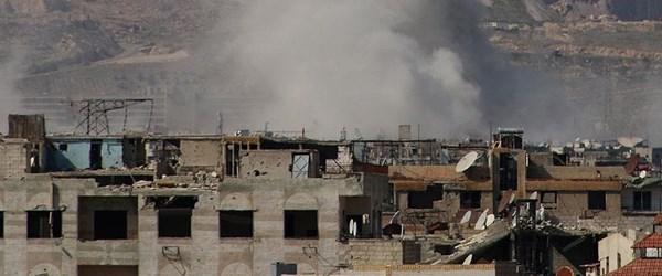 Rus uçakları sivil yerleşimlerini hedef aldı: 14 ölü