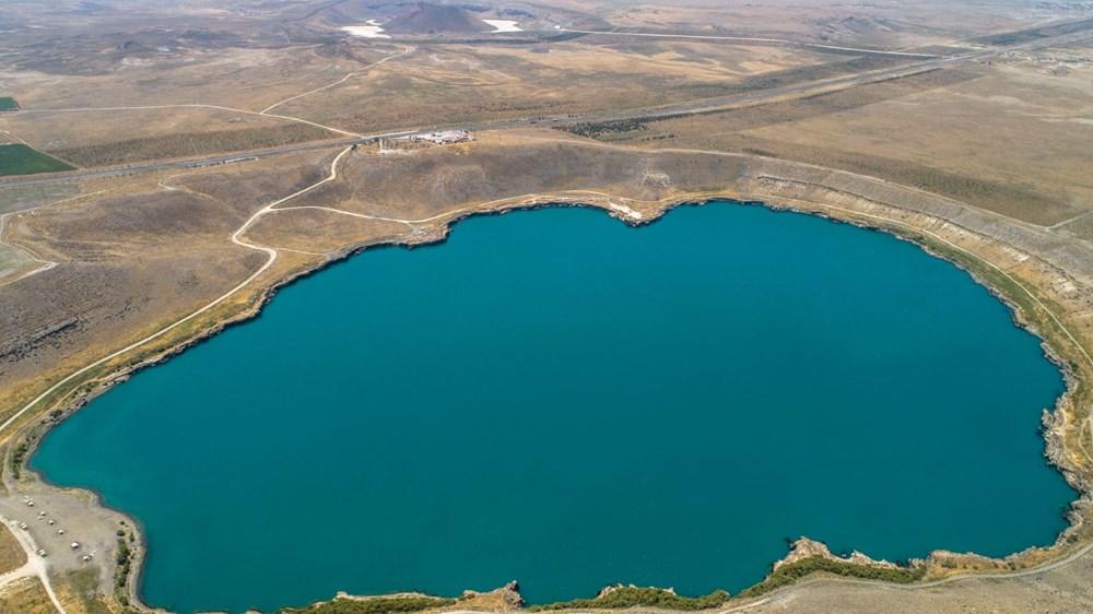 Meke Gölü'nü kurtarma operasyonu: 2,5 milyon metreküp su taşınacak - 12
