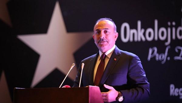 Çavuşoğlu: Türkiye, insani ve kalkınma yardımlarında dünyada birinci sırada