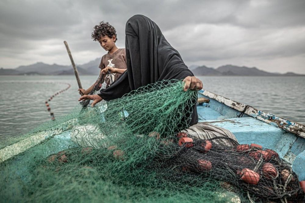 Yılın en çarpıcı fotoğrafları seçildi (World Press Photo Awards 2021) - 8