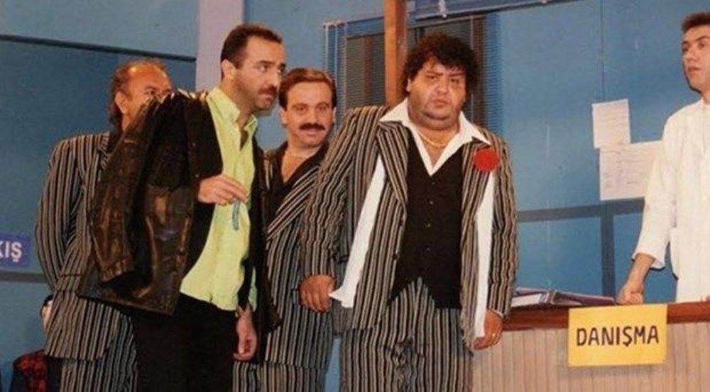 Tiyatro camiasının güler yüzlü ağabeyi: Erdal Tosun - 3