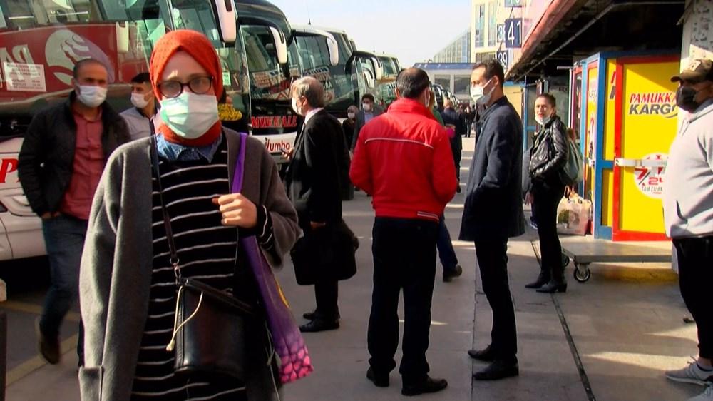 İstanbul'dan kaçış başladı, biletler tükendi - 8