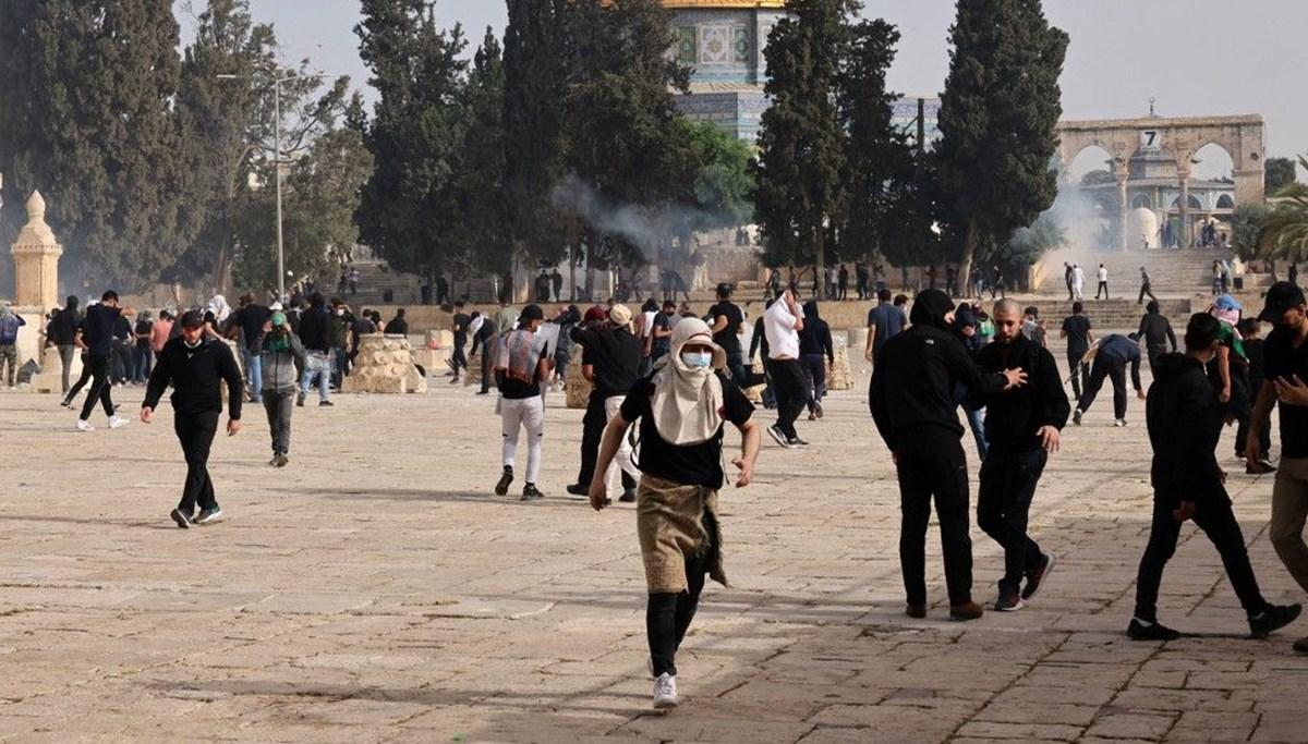 SON DAKİKA: Kudüs'e roket saldırısı