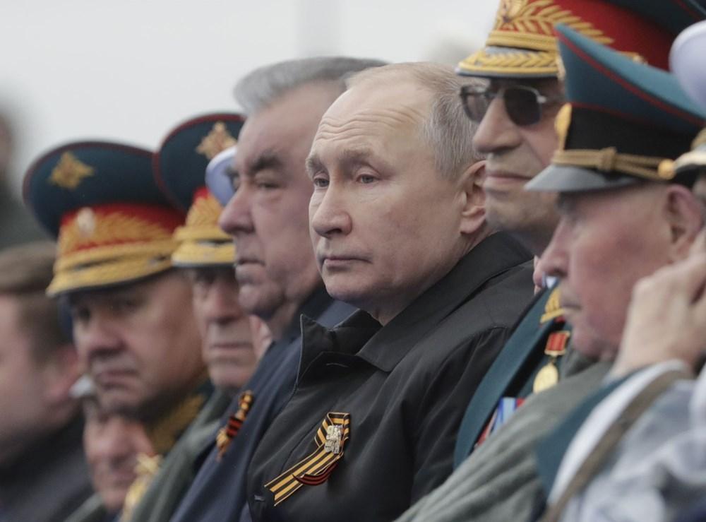 Rusya'da Zafer Günü kutlamaları: Moskova'da askeri geçit töreni - 5