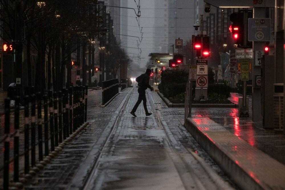 ABD'de kutup soğuklarıyla mücadele: 20 kişi yaşamını yitirdi - 7