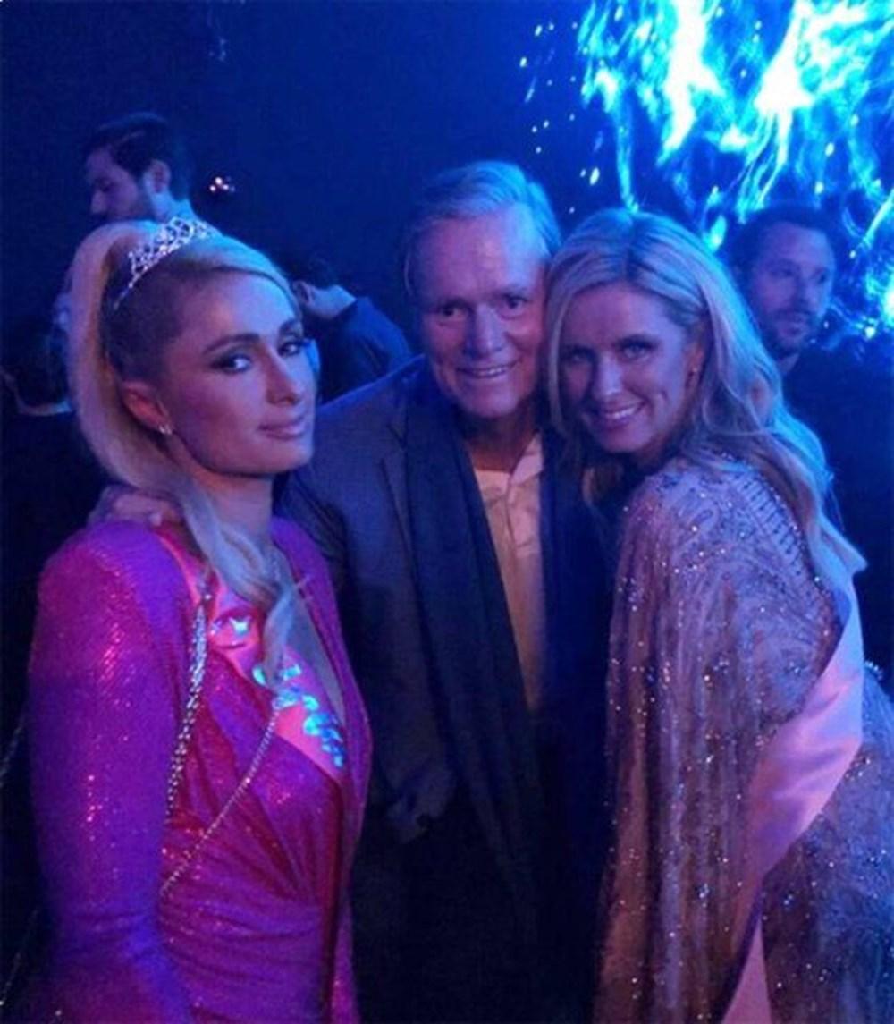 Paris Hilton düğün öncesi bir haftadır bekarlığa veda ediyor - 4