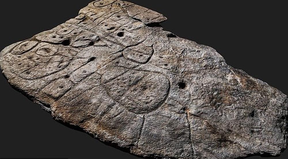 Avrupa'nın en eski haritası ortaya çıktı: 4 bin yaşında - 4