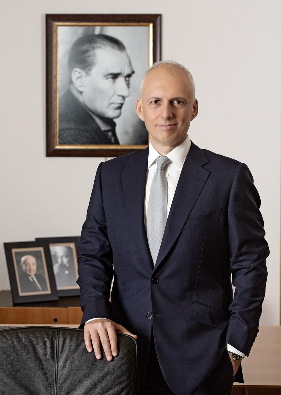 Yapı Kredi CEO'su Gökhan Erün