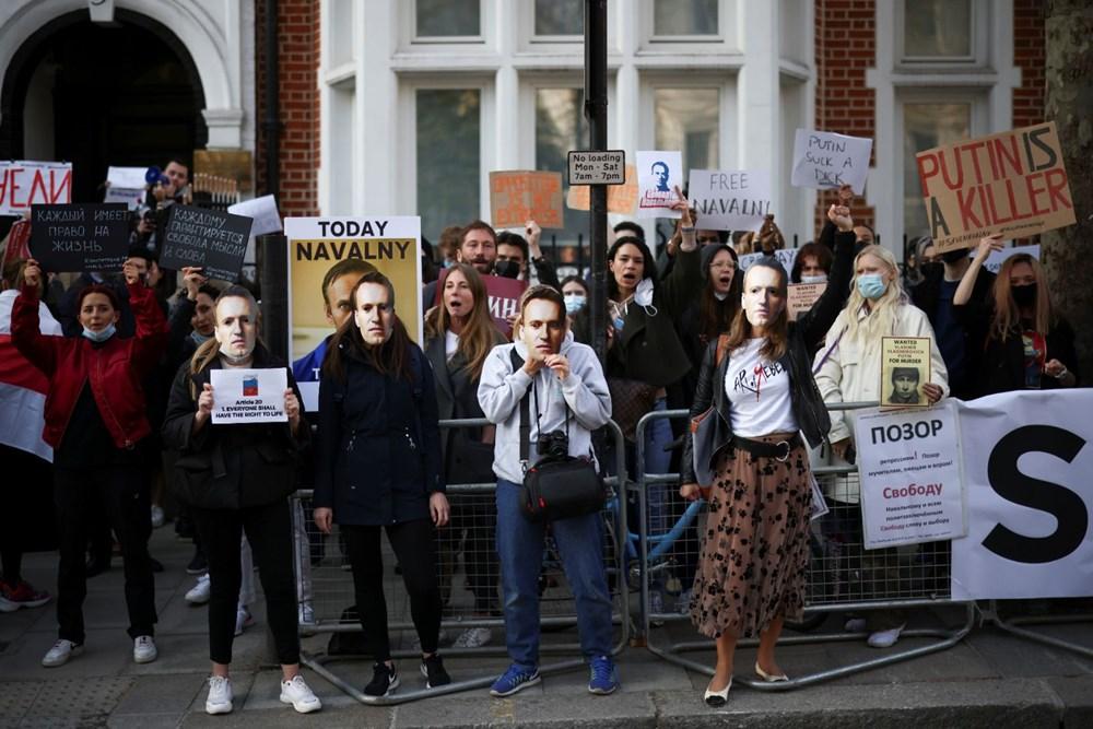 Rusya'da Navalny protestoları: Bin 700'den fazla kişi gözaltına alındı - 13