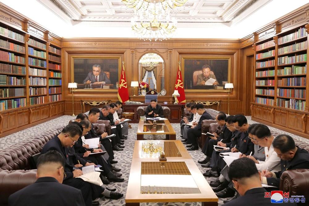 Kuzey Kore lideri Kim Jong-un eridi: Son fotoğrafları sağlığıyla ilgili endişeye yol açtı - 5