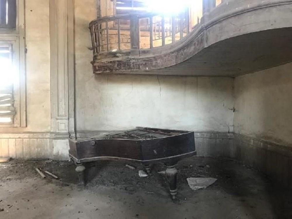 Büyükada Rum Yetimhanesi'nin son hali: İçi görüntülendi - 21