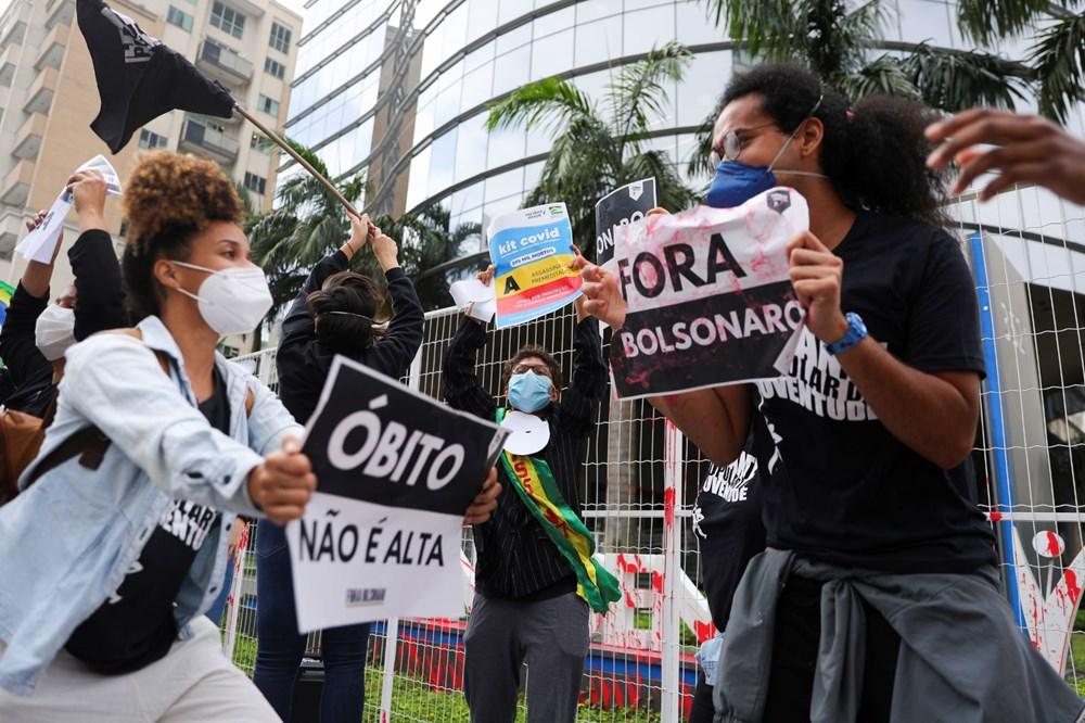 Brezilya'da hastane skandalı: Covid-19 ölümlerini sakladı, yaşlılar üzerinde ilaç test etti - 3