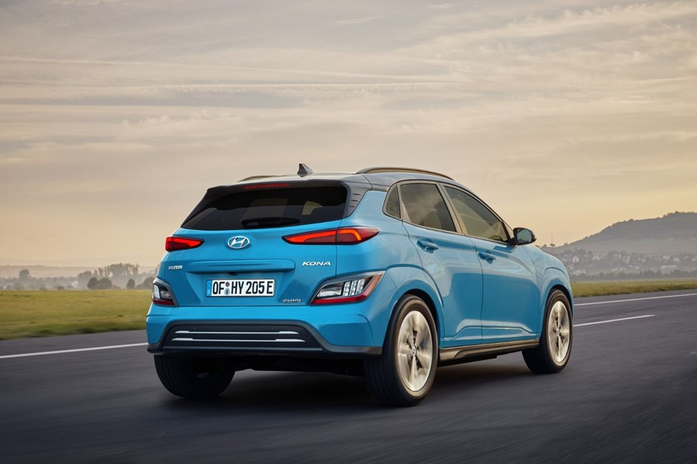 Elektrikli Hyundai KONA Türkiye'de satışa çıktı - 2