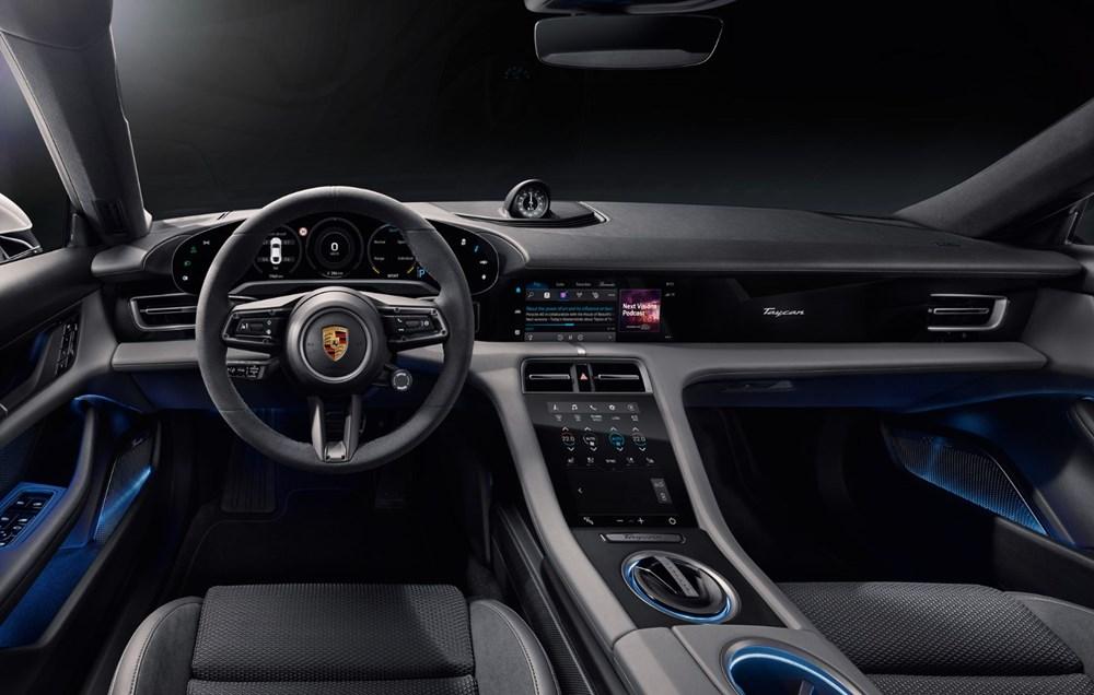 Porsche Taycan, Guinness Rekorlar Kitabı'na girdi - 8