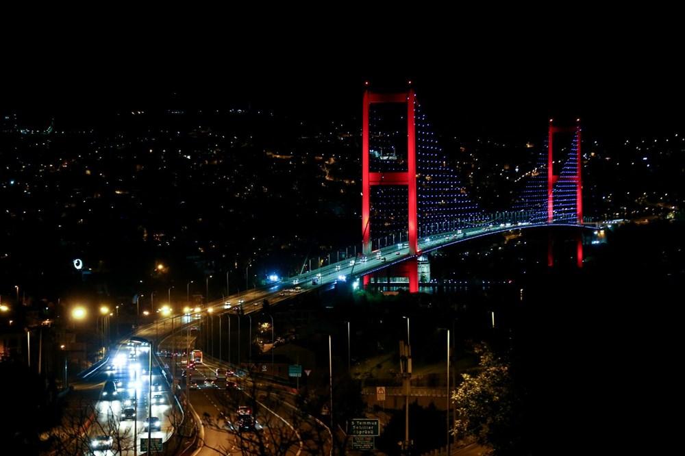 İstanbul'da sokağa çıkma kısıtlamasının ardından hayat normale döndü - 8