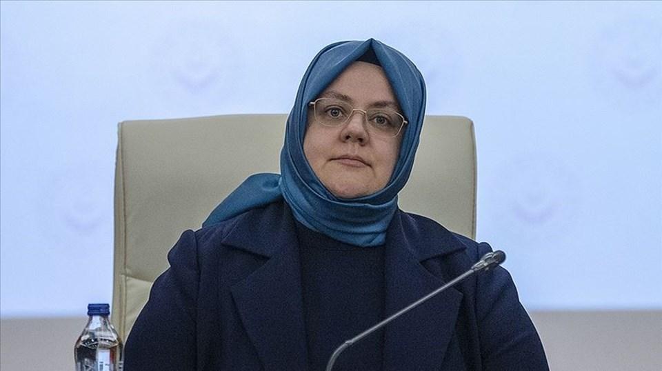 Aile ve Çalışma Bakanı Zehra Zümrüt Selçuk
