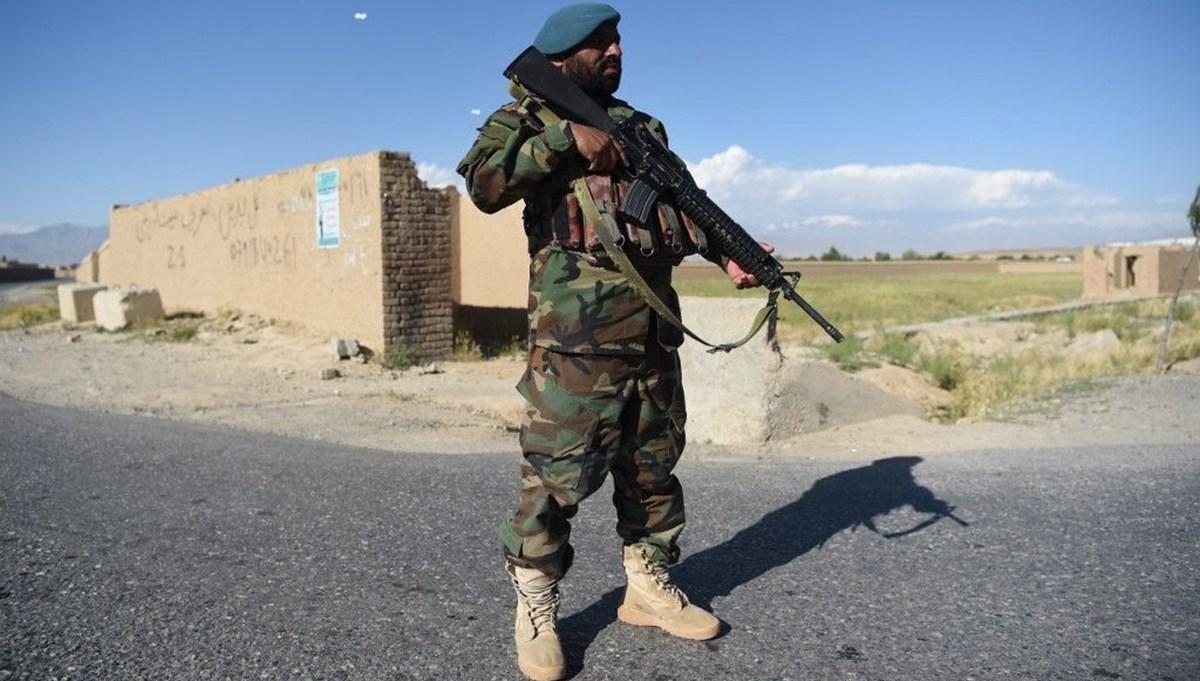 Afganistan'da Taliban saldırısında 4 polis öldü