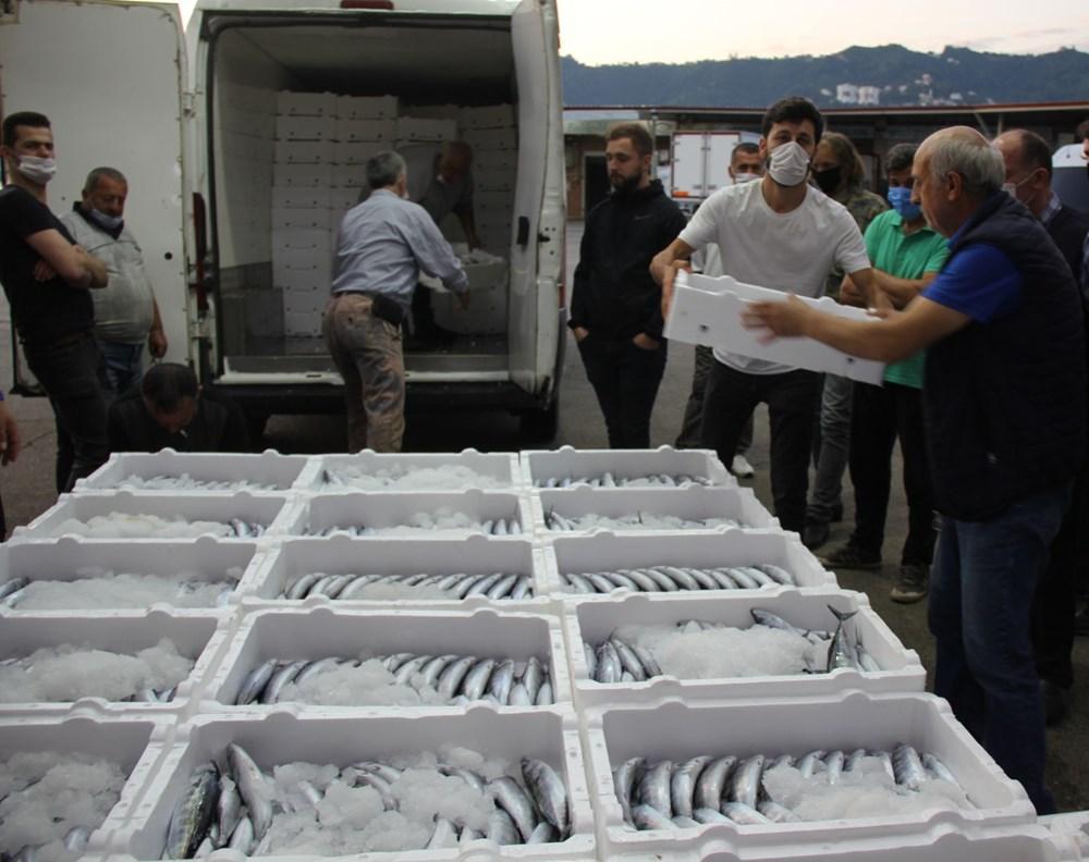 """Balıkçılar """"vira bismillah"""" dedi - 2"""
