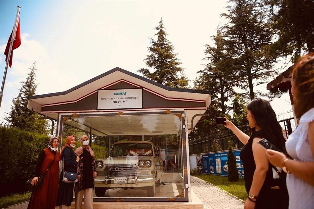Devrim Otomobili Müzesi kapılarını yeniden açtı - 11